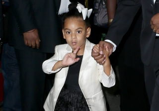 Blue Ivy Steals the Show From Beyonce at the CFDA Awards (PHOTOS)