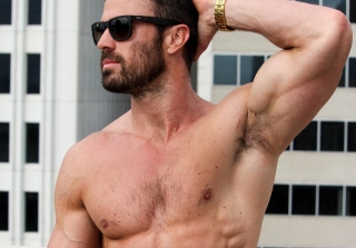 "Bachelorette's Chad May Be a ""Super Douche"" But He's Also Super Hot"