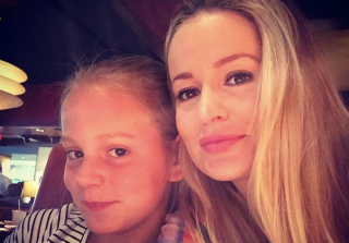Emily Maynard Posts Adorable Throwback Photo With Daughter Ricki