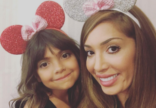 Farrah Abraham's Daughter Sophia is a Swimsuit Model Now (PHOTOS)