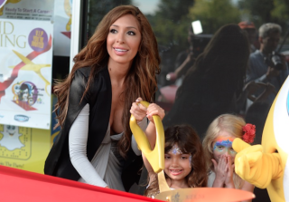 Farrah Abraham Rings in 25th Birthday With Froyo Shop Grand Opening