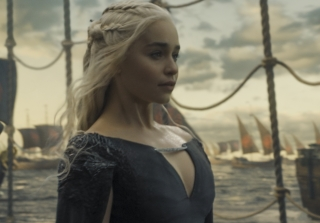 Game of Thrones, Emilia Clarke, Daenerys Targaryen, Season 6 finale