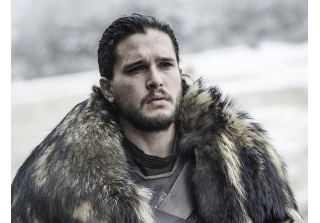 Kit Harington Says He's the 'Safest' Person on 'Game of Thrones'