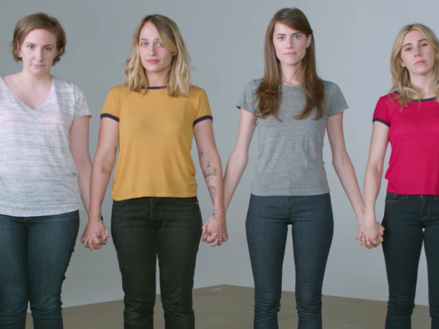 Girls cast sexual assault PSA