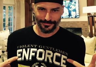 Joe Manganiello Looks Exactly Like Eminem in This #TBT (PHOTO)