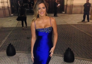 Get the Details on JoJo\'s Stunning Blue Rose Ceremony Gown (PHOTOS)