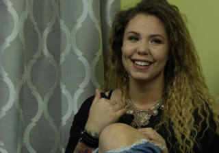 Kailyn Lowry Reveals Release Date, Book Cover for 'Hustle & Heart' (PHOTOS)