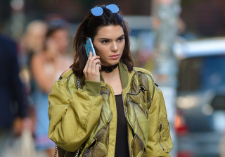 Kendall Jenner Lets Her Nipple Rings Out While Shopping in NYC (PHOTOS)