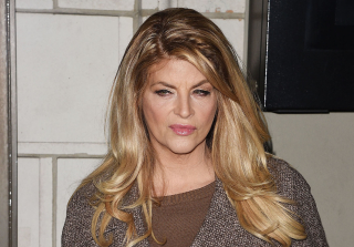 First Photo of Kirstie Alley\'s Grandson, Waylon Tripp Parker