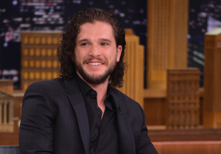 Kit Harington Hates Buses — At Least When He\'s on Them!