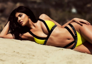 Kendall & Kylie Jenner Show Off Killer Kurves in New Line of Bikinis (PHOTOS)