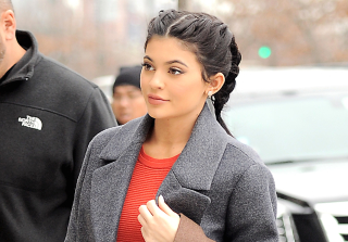 Kylie Jenner's Cornrows Are Back to Making Headlines Again (PHOTO)