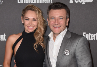 'DWTS' Partners Kym Johnson & Robert Herjavec Are Married