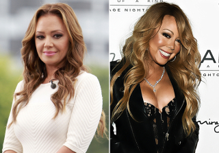 Leah Remini Gets Scientology Show as Church Targets Mariah Carey