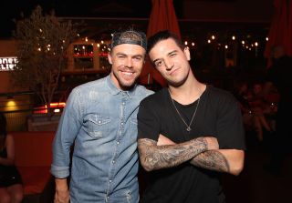 Mark Ballas Picks Derek Hough to Be His Best Man