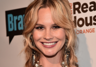 Real Housewives of Orange County's Meghan King Edmonds Bares Baby Bump (PHOTO)