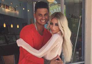 Pauly D & Aubrey O'Day Are So Serious She Met His Daughter!