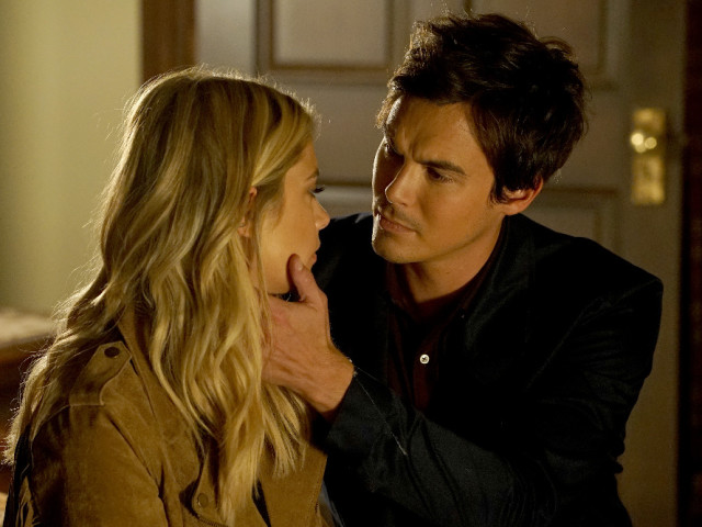 Pretty Little Liars:  Haleb: Caleb, Hanna