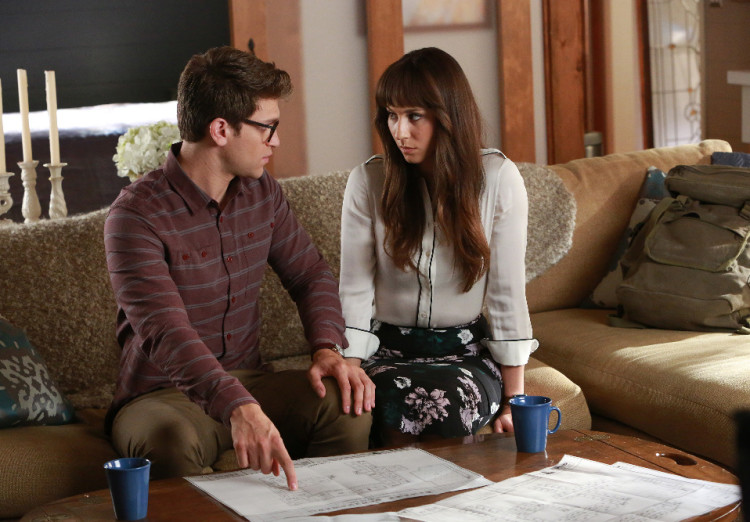 Pretty Little Liars: Spoby, Spencer and Toby