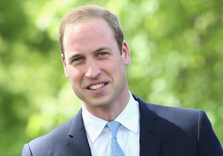 Prince William Is the First Royal to Pose For a LGBT Magazine (PHOTO)