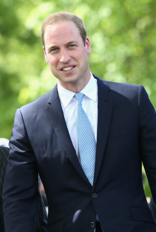 Prince William, Attitude