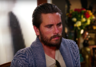 Scott Disick Visits Psychic to Rid Himself of the Kardashian Kurse (VIDEO)