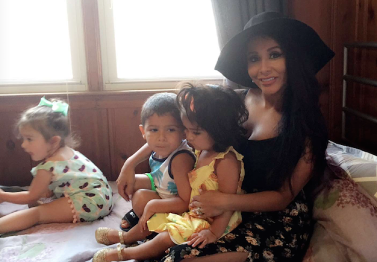 Snooki And Jwoww Kids
