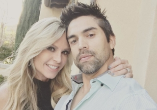 'RHOC' Stars Tamra & Eddie Judge Celebrate 3-Year Wedding Anniversary (PHOTOS)