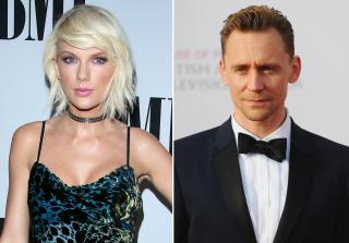 Taylor Swift, Tom Hiddleston