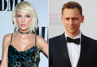 Taylor Swift Sent Her Private Jet to Bring Tom Hiddleston to Hang With Her Family