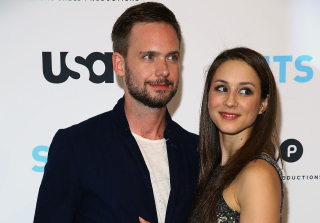 Patrick J. Adams on Wedding to Troian Bellisario — And the End of \'Pretty Little Liars\'!