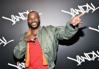 Tyson Beckford Graces World With a Pic of His Huge Bulge (PHOTO)