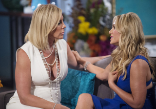 Tamra Judge & Vicki Gunvalson's ATV Crash Revealed on 'RHOC' (VIDEO)