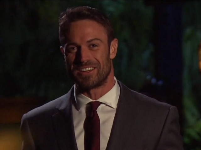 Chad Johnson on Bachelorette