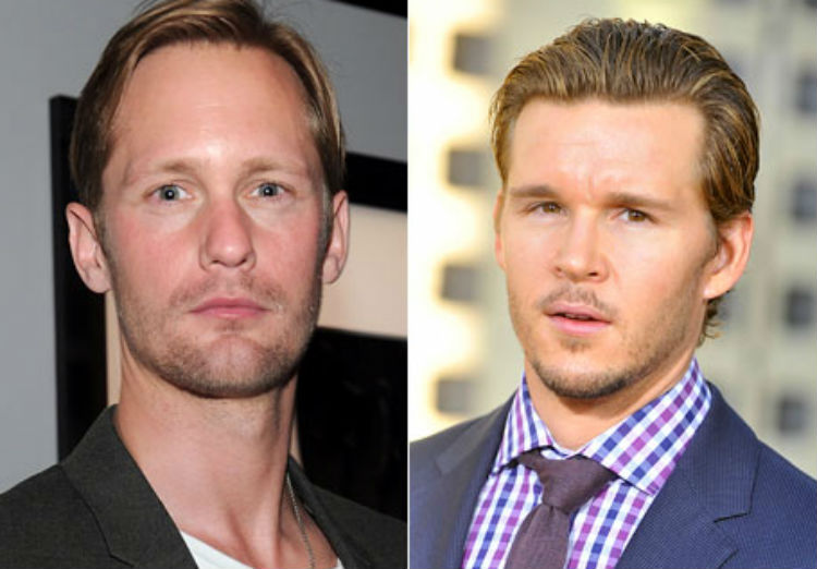 """The 39-year-old hunk once shared a steamy sex scene with Ryan Kwanten — his True Blood co-star — and revealed he is a """"surprisingly good"""" kisser."""