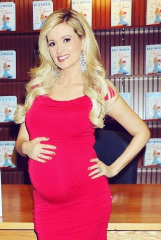 Holly Madison baby