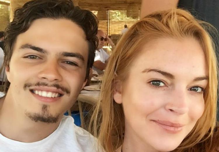 Lindsay Lohan fiance