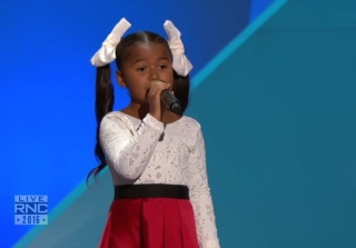 Rodney Jerkins's Daughter Heavenly Joy Rocks the RNC (VIDEO)