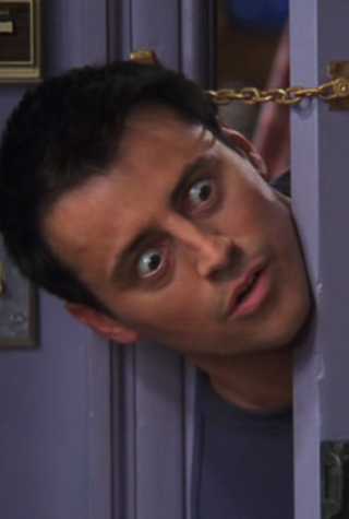 Joey Tribbiani Friends