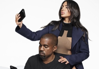 "Kanye West on Kim K's Nude Selfies: ""I Just Love Seeing Her Naked"""