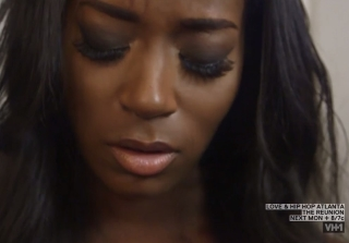 Tiarra Drops a Bombshell in 'L&HHATL' Season Finale (VIDEO)