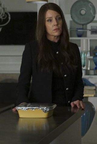 PLL Season 7 Episode 5, Andrea Parker as Mary Drake