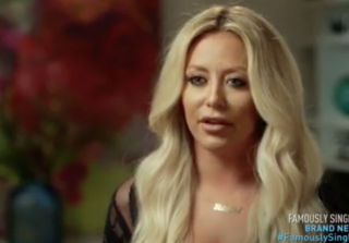 Aubrey O'Day Jealous After Pauly D Gets Girl's Number on 'Famously Single'