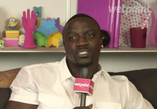 Akon Talks Melania Trump Speech & Politics — Exclusive (VIDEO)