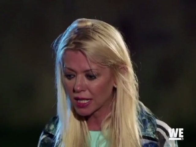 Tara Reid Marriage Boot Camp