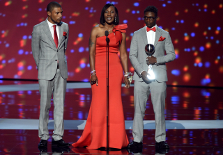 Zaevion Dobson Honored With 2016 ESPYs Icon Award (VIDEO)