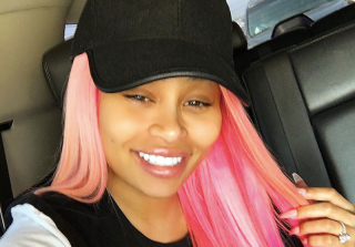 Blac Chyna Plans to Lose 70 Pounds Like Kim K After Giving Birth