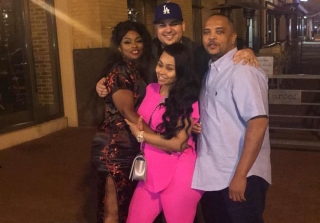 "Blac Chyna's Dad Arrested For Allegedly ""Choking"" Girlfriend — Report"