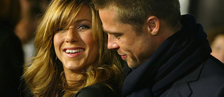 Brad Pitt Jennifer Aniston wedding
