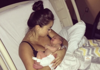 Catherine Giudici Already Shares Pic of Post-Baby Body (PHOTO)